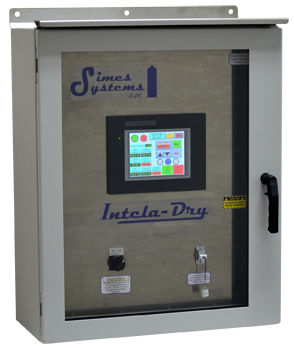 intela-dry touch screen